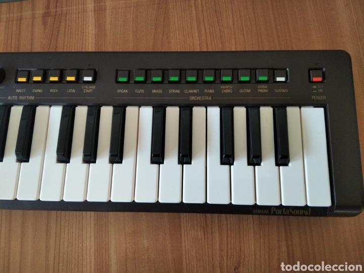 Instrumentos musicales: Piano Yamaha Portasound Ps-3 - Foto 3 - 222962057