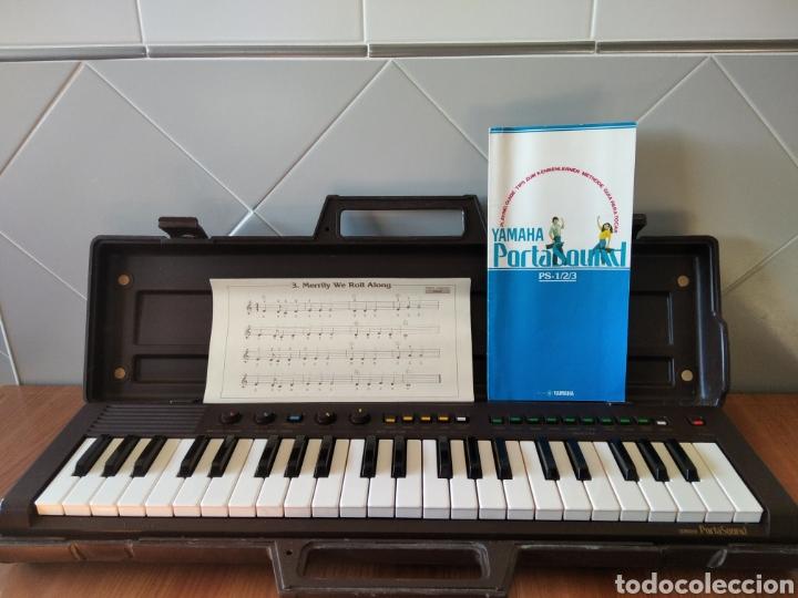 PIANO YAMAHA PORTASOUND PS-3 (Música - Instrumentos Musicales - Teclados Eléctricos y Digitales)