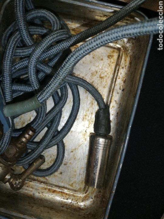 Instrumentos musicales: Micrófono años 60 Grunding.. Nuevo sin uso - Foto 2 - 222993368
