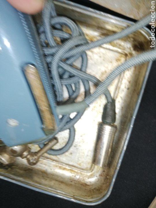 Instrumentos musicales: Micrófono años 60 Grunding.. Nuevo sin uso - Foto 3 - 222993368
