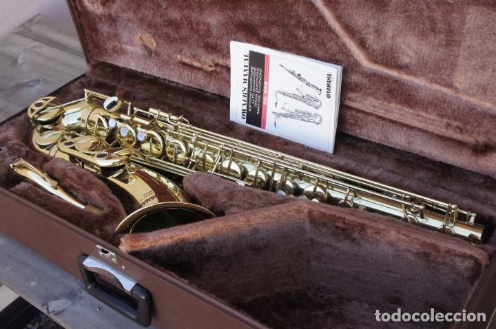 SAXO TENOR YAMAHA YTS 32. (Música - Instrumentos Musicales - Viento Madera)