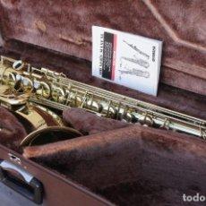 Instrumentos musicales: SAXO TENOR YAMAHA YTS32.ETIQUETA ROJA.ESTADO C. NUEVO.. Lote 221654128