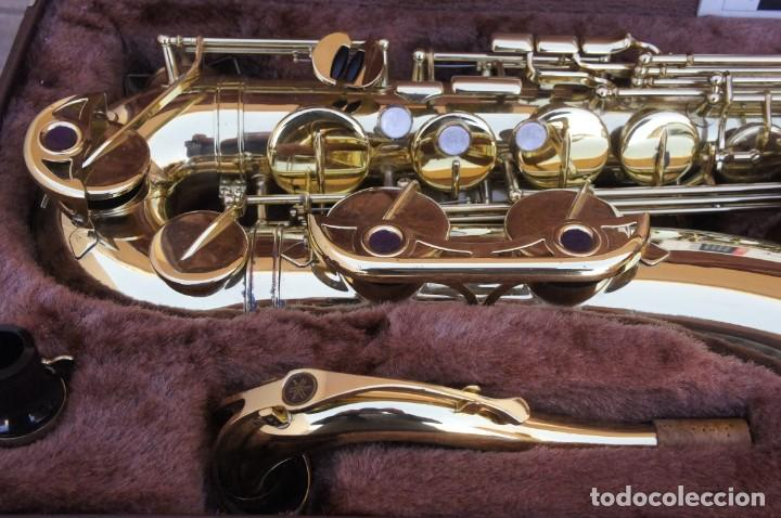 Instrumentos musicales: SAXO TENOR YAMAHA YTS 32. - Foto 2 - 221654128