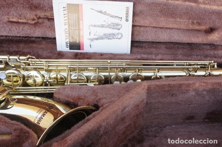Instrumentos musicales: SAXO TENOR YAMAHA YTS 32. - Foto 3 - 221654128