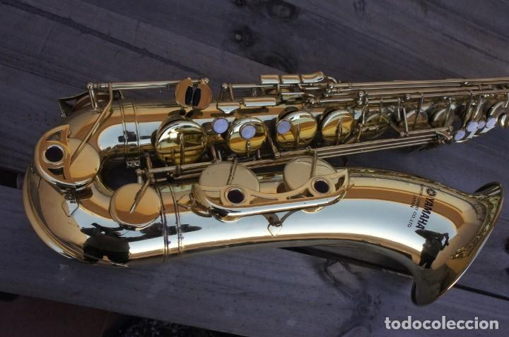 Instrumentos musicales: SAXO TENOR YAMAHA YTS 32. - Foto 6 - 221654128