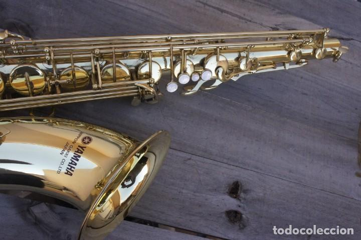 Instrumentos musicales: SAXO TENOR YAMAHA YTS 32. - Foto 7 - 221654128