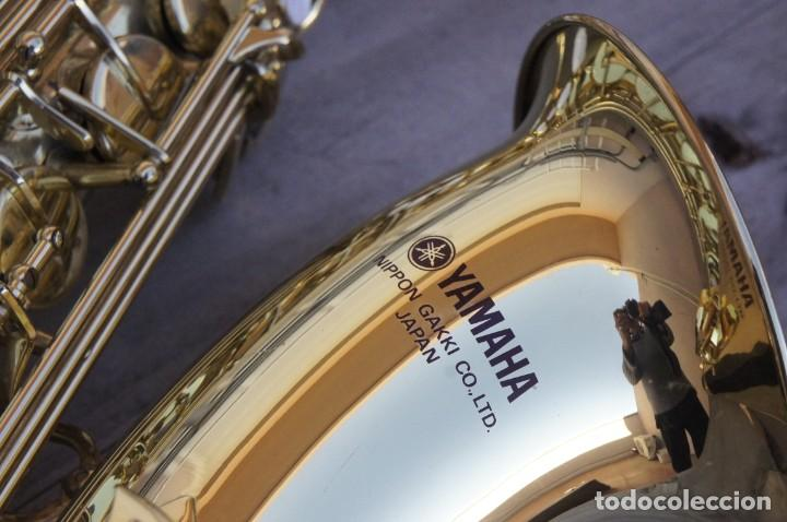 Instrumentos musicales: SAXO TENOR YAMAHA YTS 32. - Foto 8 - 221654128