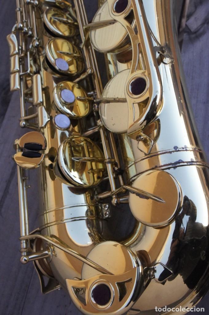 Instrumentos musicales: SAXO TENOR YAMAHA YTS 32. - Foto 9 - 221654128