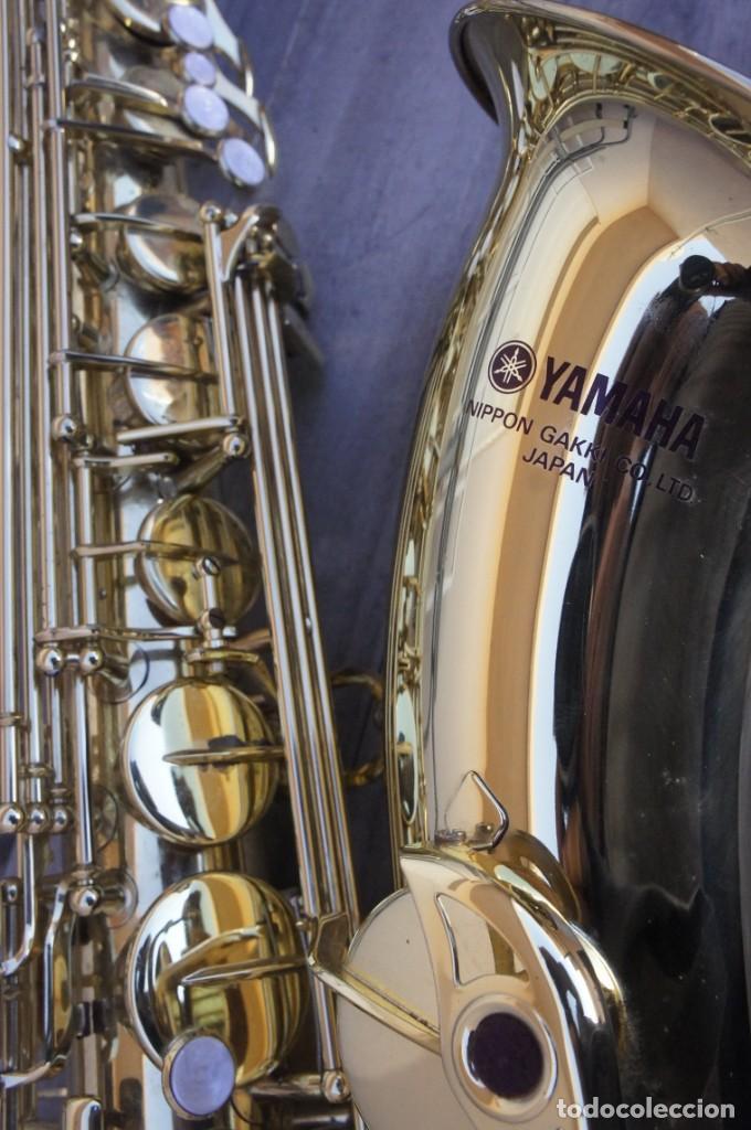 Instrumentos musicales: SAXO TENOR YAMAHA YTS 32. - Foto 10 - 221654128