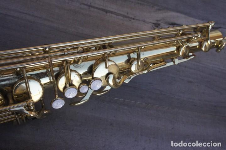 Instrumentos musicales: SAXO TENOR YAMAHA YTS 32. - Foto 11 - 221654128