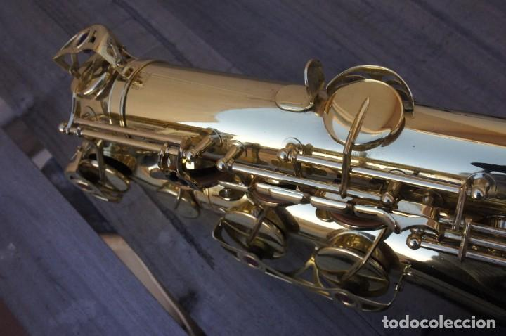 Instrumentos musicales: SAXO TENOR YAMAHA YTS 32. - Foto 12 - 221654128