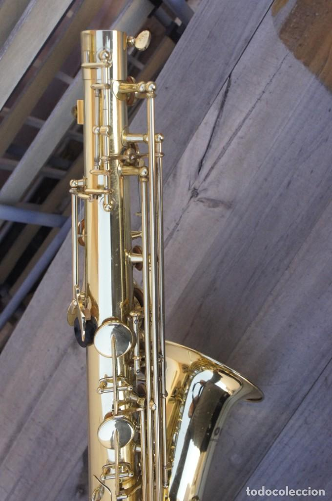 Instrumentos musicales: SAXO TENOR YAMAHA YTS 32. - Foto 13 - 221654128