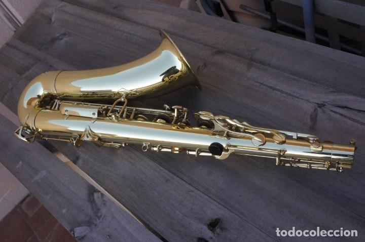 Instrumentos musicales: SAXO TENOR YAMAHA YTS 32. - Foto 14 - 221654128