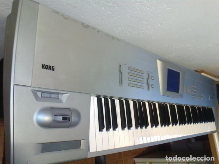 Instrumentos musicales: Sintetizador Korg Trinity Pro de 76 teclas. - Foto 4 - 223140996