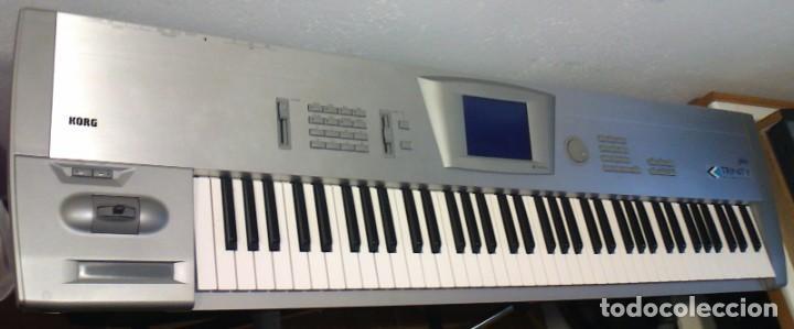 Instrumentos musicales: Sintetizador Korg Trinity Pro de 76 teclas. - Foto 5 - 223140996