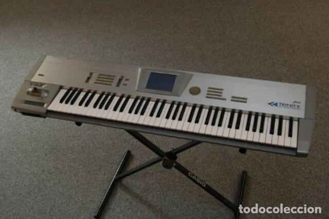 SINTETIZADOR KORG TRINITY PRO DE 76 TECLAS. (Música - Instrumentos Musicales - Teclados Eléctricos y Digitales)