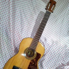 Instrumentos Musicais: GUITARRA LLUQUET, TURIS. VALENCIA.. Lote 223372570