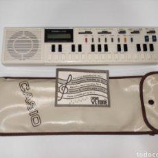Instrumentos Musicais: TECLADO PIANO CASIO VL-TONE EN EXCELENTE ESTADO CON SU BOLSA E INSTRUCCIONES ANTIGUO VINTAGE. Lote 223736225