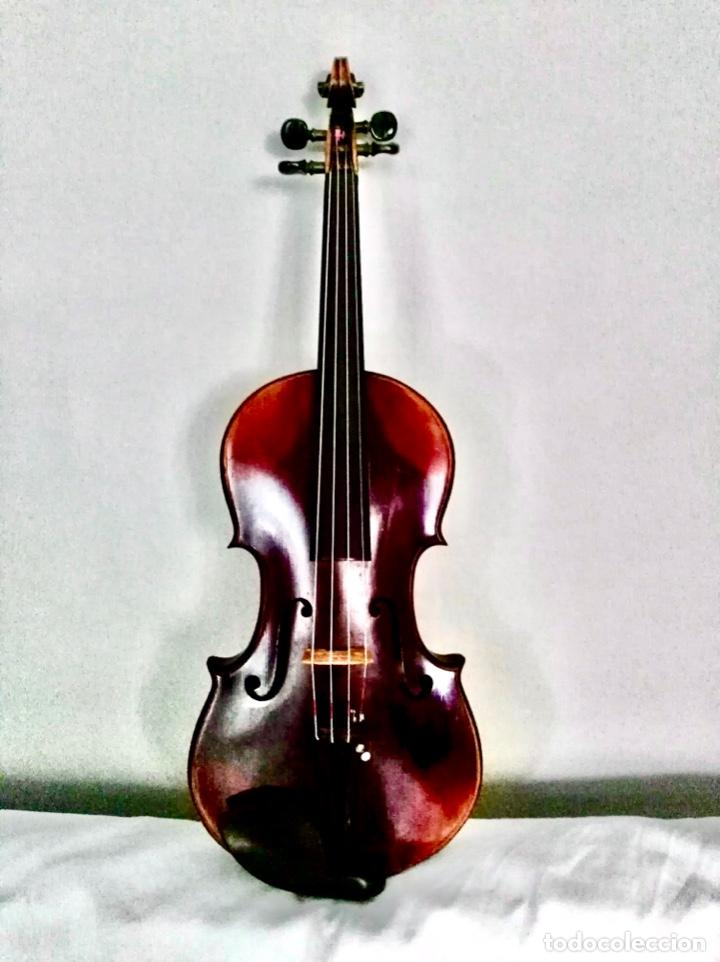 VIOLÍN RUSO (Música - Instrumentos Musicales - Cuerda Antiguos)