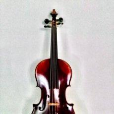 Instrumentos musicales: VIOLÍN RUSO. Lote 223851592
