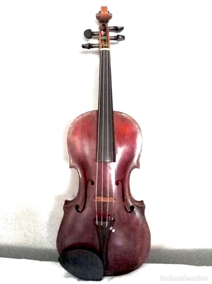 VIOLÍN BARROCO (Música - Instrumentos Musicales - Cuerda Antiguos)