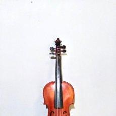 Instrumentos musicales: VIOLÍN FRANCÉS DE MEDIADOS XIX. Lote 223853275