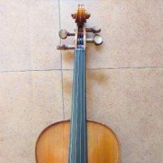 Instrumentos musicales: VIOLA MICHAEL DOTSCH DE 1904. Lote 223909047