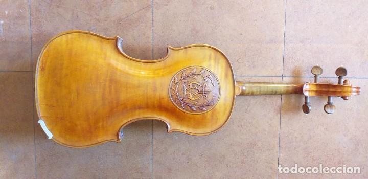 Instrumentos musicales: Viola Michael Dotsch de 1904 - Foto 2 - 223909047