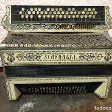 Strumenti musicali: ACORDEÓN S.XIX. Lote 223931686