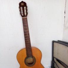 Instrumentos musicales: GUITARRA ESPAÑOLA DE FLAMENCO MARCA ALHAMBRA. MODE 3F. Lote 223933408