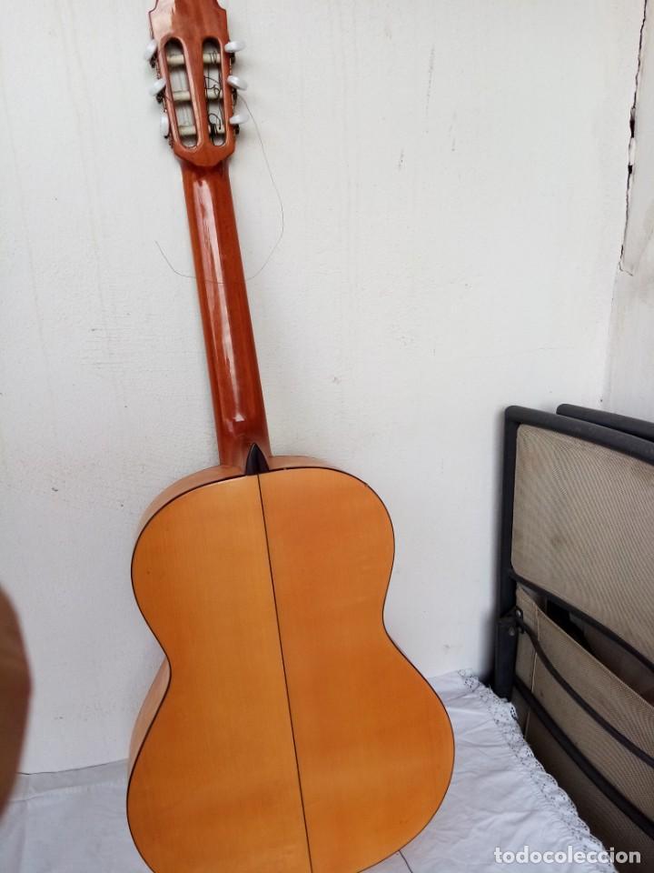 Instrumentos musicales: Guitarra española de flamenco marca ALHAMBRA. mode 3f - Foto 4 - 223933408