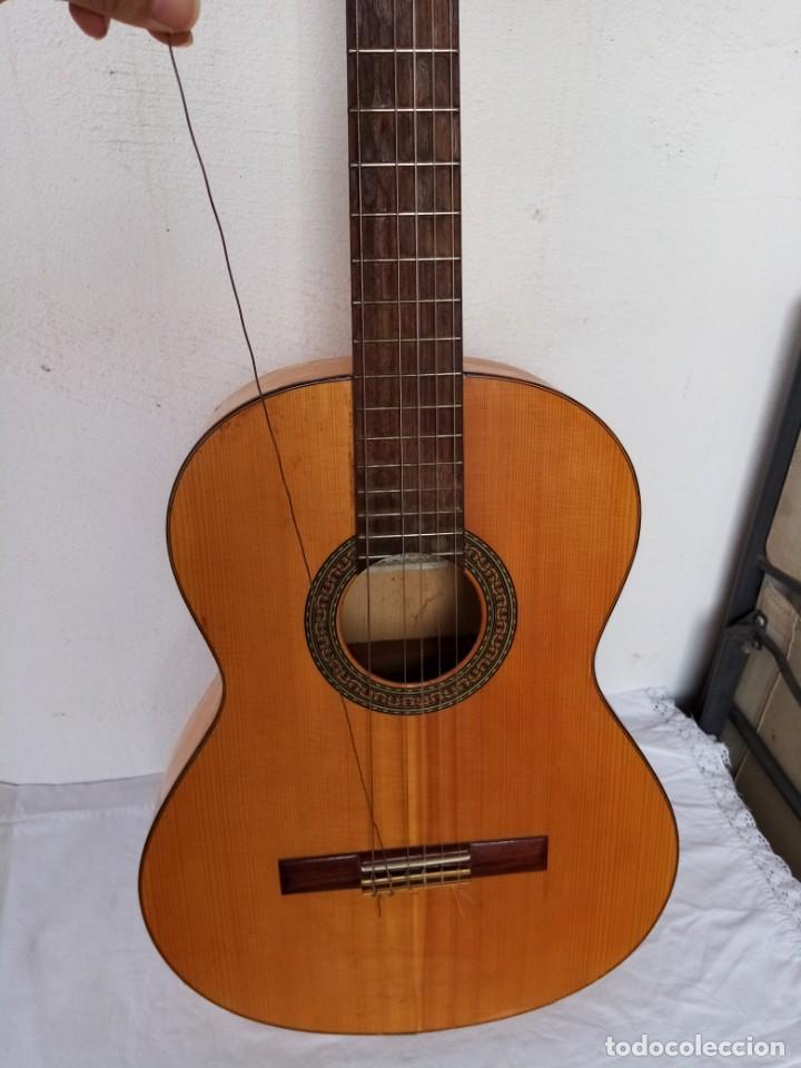 Instrumentos musicales: Guitarra española de flamenco marca ALHAMBRA. mode 3f - Foto 5 - 223933408