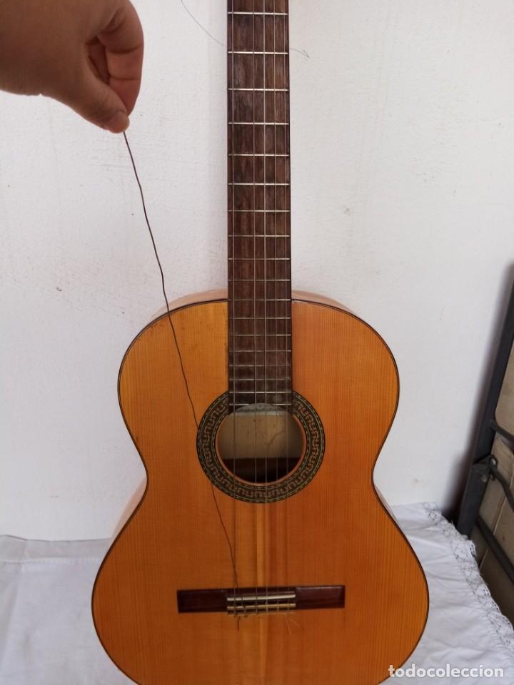 Instrumentos musicales: Guitarra española de flamenco marca ALHAMBRA. mode 3f - Foto 8 - 223933408