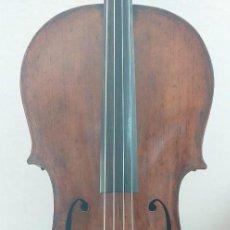 Instrumentos musicales: VIOLONCHELO FINALES SIGLO XVII. Lote 224011066