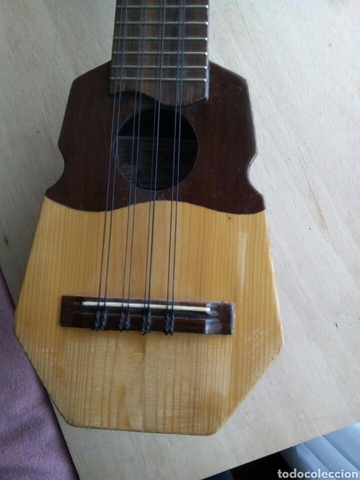 Instrumentos musicales: Precioso auténtico charango andino . Difícil de encontrar uno así. - Foto 4 - 224195306