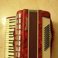 Instrumentos musicales: ACORDEON MARCA PARROT. Lote 224239837