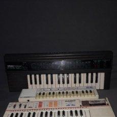 Instrumentos musicales: LOTE DE PIANOS CASIO. Lote 224625708