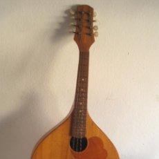 Instrumentos musicales: ANTIGUA MANDOLINA MANDOLA RUSA EN BUEN ESTADO DE CONSERVACIÓN. Lote 226260560