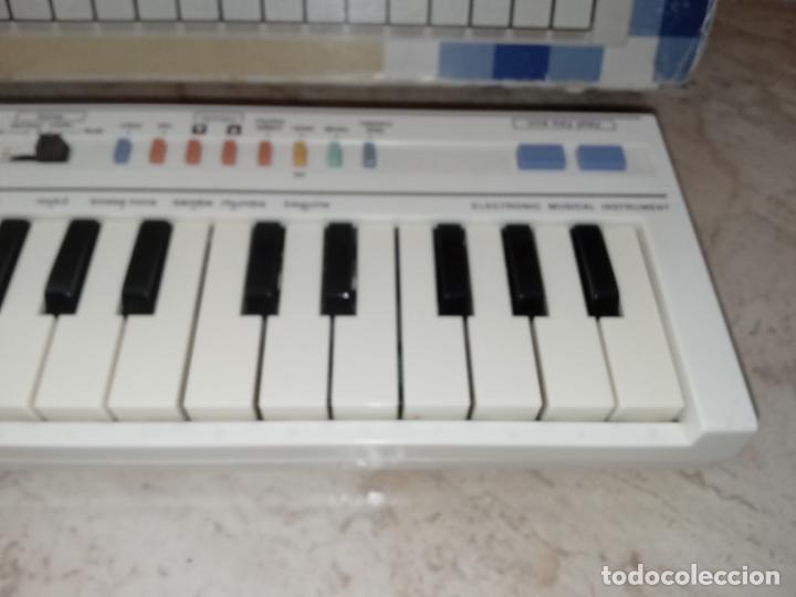 Instrumentos musicales: TECLADO piano CASIO PT1 PT-1 BLANCO - Foto 8 - 226284258