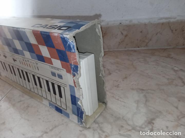 Instrumentos musicales: TECLADO piano CASIO PT1 PT-1 BLANCO - Foto 14 - 226284258