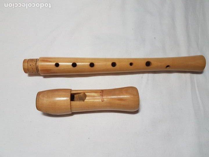 Instrumentos musicales: flauta de pico Soprano moeck A/73 - Foto 3 - 226366787