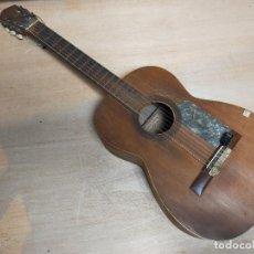 Strumenti musicali: GUITARRA DEL MAESTRO ALFONSO CHECA 1957 BAZA GRANADA. Lote 226763109