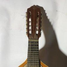 Instruments Musicaux: BANDURRIA ANTIGUA DE JOSE IGLESIAS FONSECA SALAMANCA. Lote 226790655