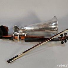 Instrumentos musicales: VIOLIN DE STROH. Lote 227137940