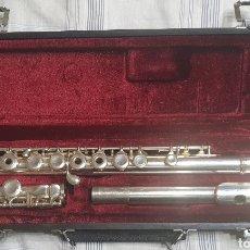 Instrumentos musicales: FLAUTA TRAVESERA JUPITER. Lote 227263425