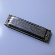 "Instrumentos musicales: ARMÓNICA HOHNER MODELO BLUES HARP ""C"". Lote 228065455"