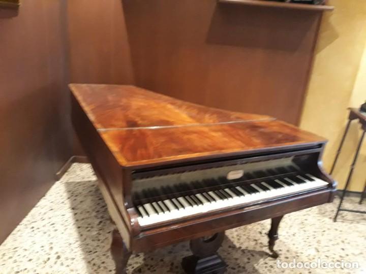 PIANO DE COLA FRANCES BOISSELOT ET FILS, FACTEURS (Música - Instrumentos Musicales - Pianos Antiguos)