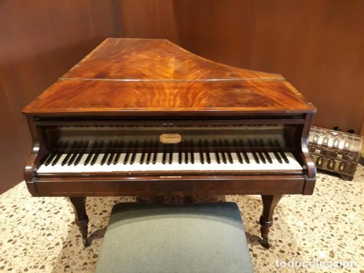 Instrumentos musicales: Piano de cola frances BOISSELOT ET FILS, FACTEURS - Foto 2 - 228101455