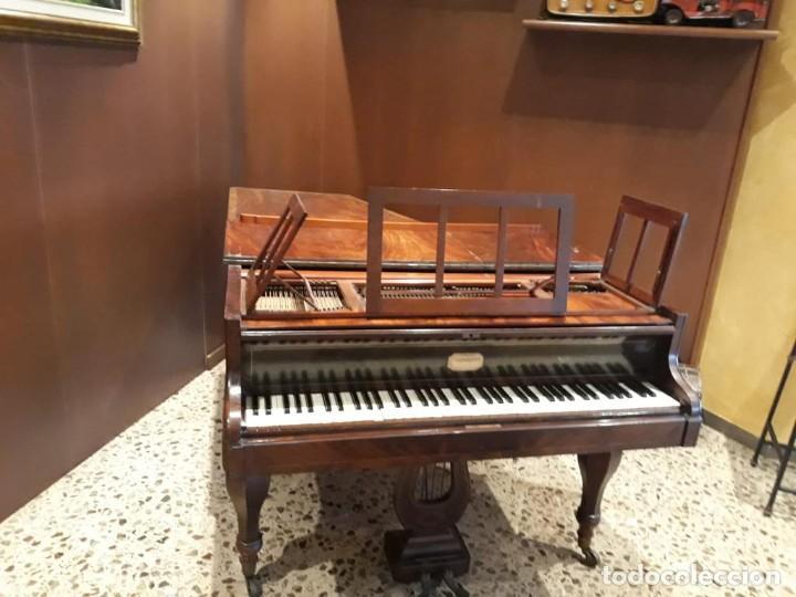 Instrumentos musicales: Piano de cola frances BOISSELOT ET FILS, FACTEURS - Foto 3 - 228101455