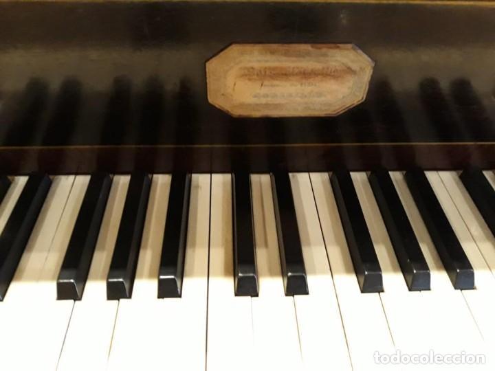 Instrumentos musicales: Piano de cola frances BOISSELOT ET FILS, FACTEURS - Foto 4 - 228101455
